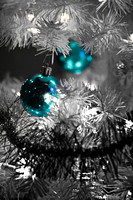 Teal & Tinsel